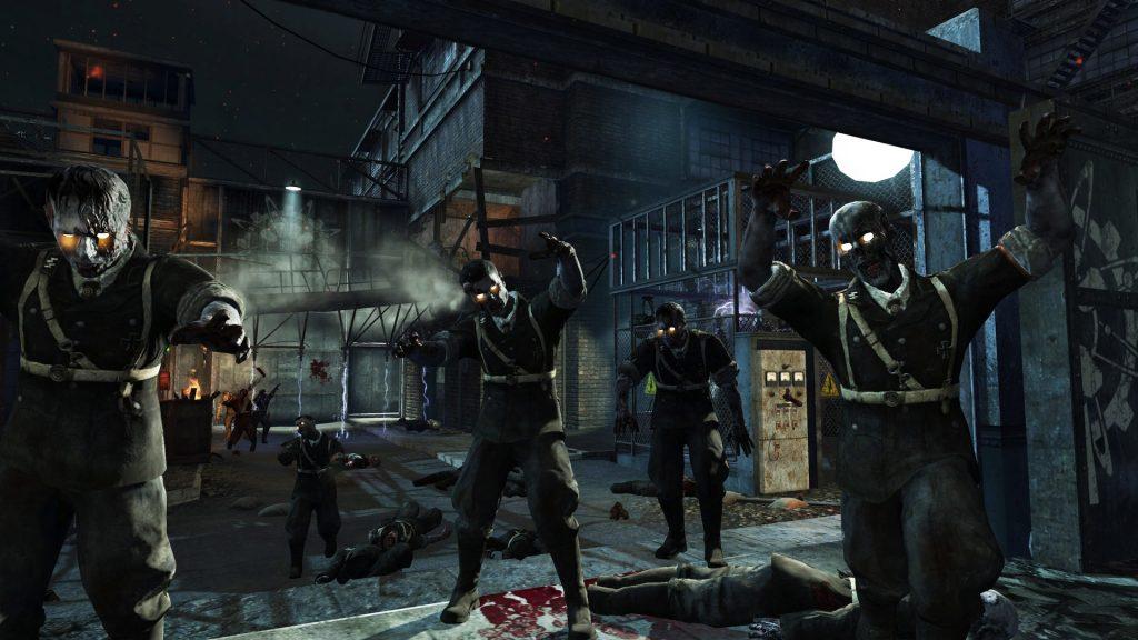 Wii U Black Ops 2 Zombies : Nova dlc traz mapas clássicos do modo zombies a call of