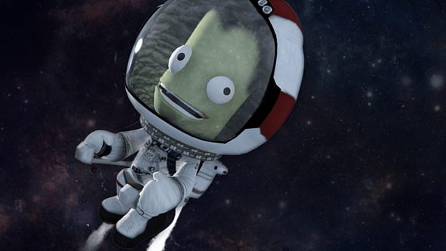 Kerbal Space Program Valve