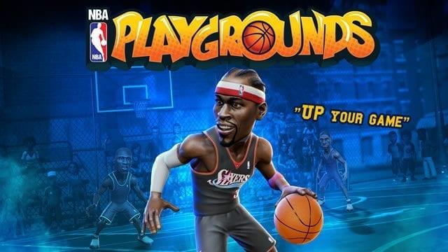 NBA Playgrounds data de lançamento e plataformas