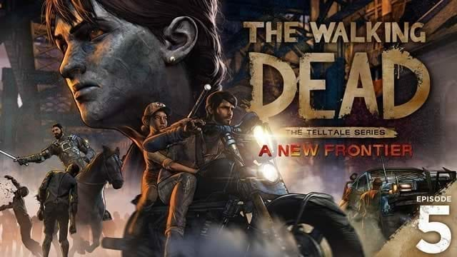The Walking Dead A New Frontier episódio 5