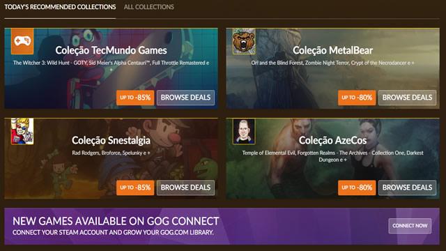 GOG promoção 2017