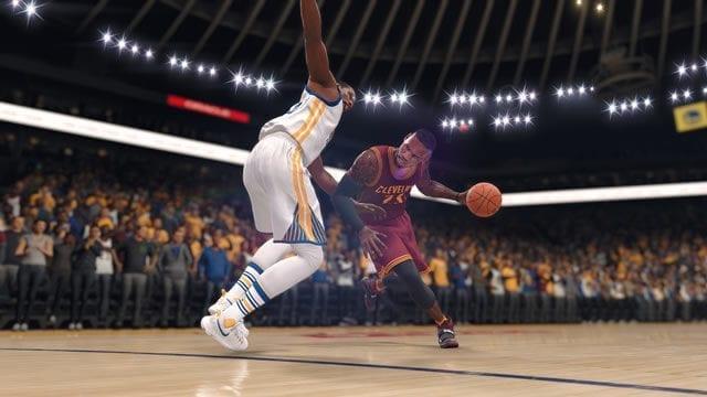 NBA Live 18 é anunciado