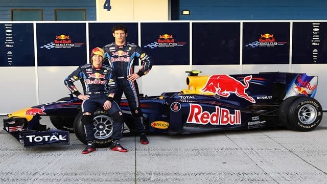 Red Bull Racing RB6 2010