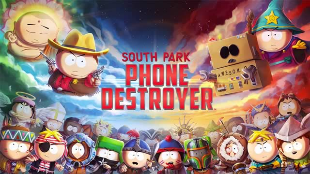 South Park Phone Destroyer download