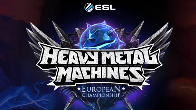 Heavy Metal Machines European Championship