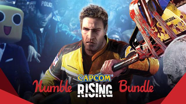 Humble Capcom Bundle 2017