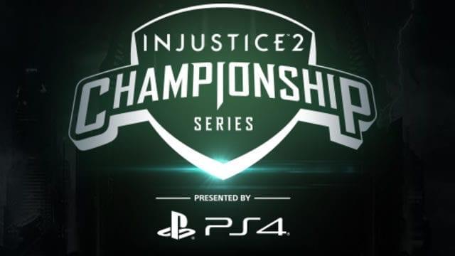 Injustice 2 campeonato latino e classificação para mundial