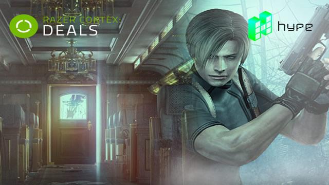 Razer Cortex Deals e Hype fazem parceria e estão sorteando jogos da série Resident Evil