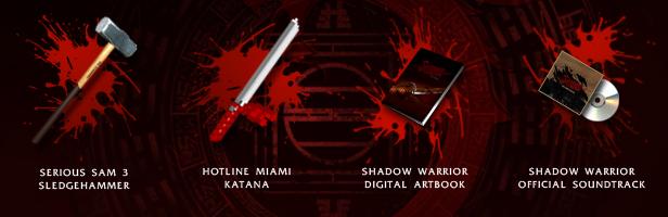 Shadow Warrior Special Edition