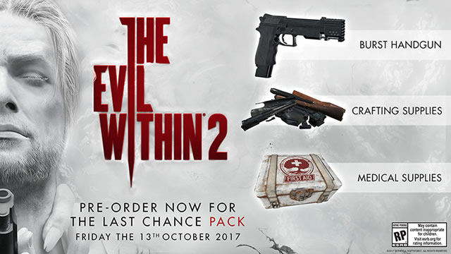 The Evil Within 2 pacote The Last Chance