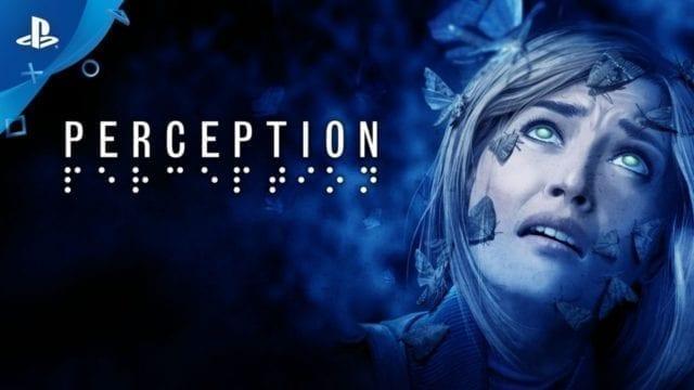Perception foi recém lançado para PlayStation 4