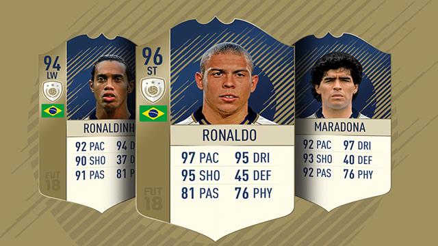 Confira nova gameplay do FIFA 18 e novidades do Ídolos do FUT