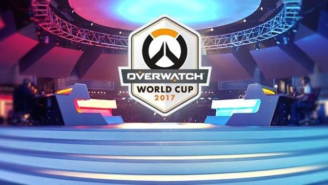 Copa mundial de Overwatch 2017
