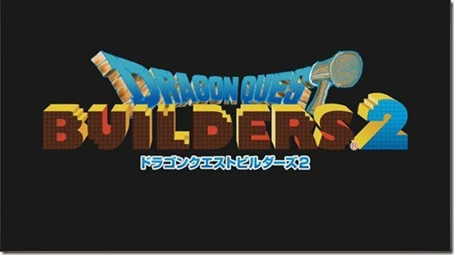 Dragon Quest Builders 2 é anunciado para PS4 e Nintendo Switch