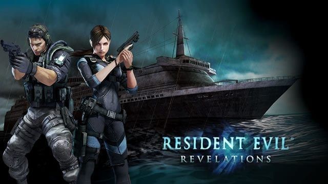 Resident Evil Revelations Nintendo Switch PS4 e Xbox One
