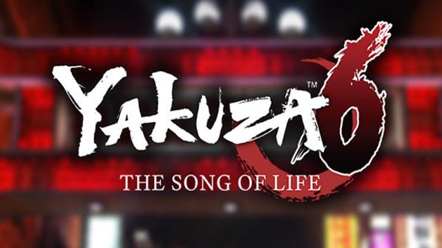 Yakuza 6 data lançamento ocidente