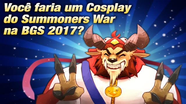 Concurso de Summoners War BGS 2017