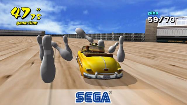 Crazy Taxi Sega Forever