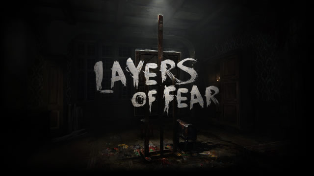 Layers of Fear Nintendo Switch