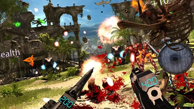 Serious Sam VR The Last Hope lançamento