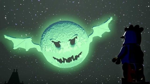 DLC Monster de LEGO Worlds