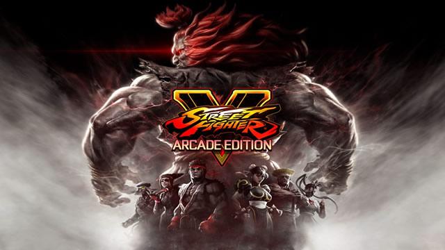 Street Fighter V Arcade Edition é anunciado para PS4 e PC