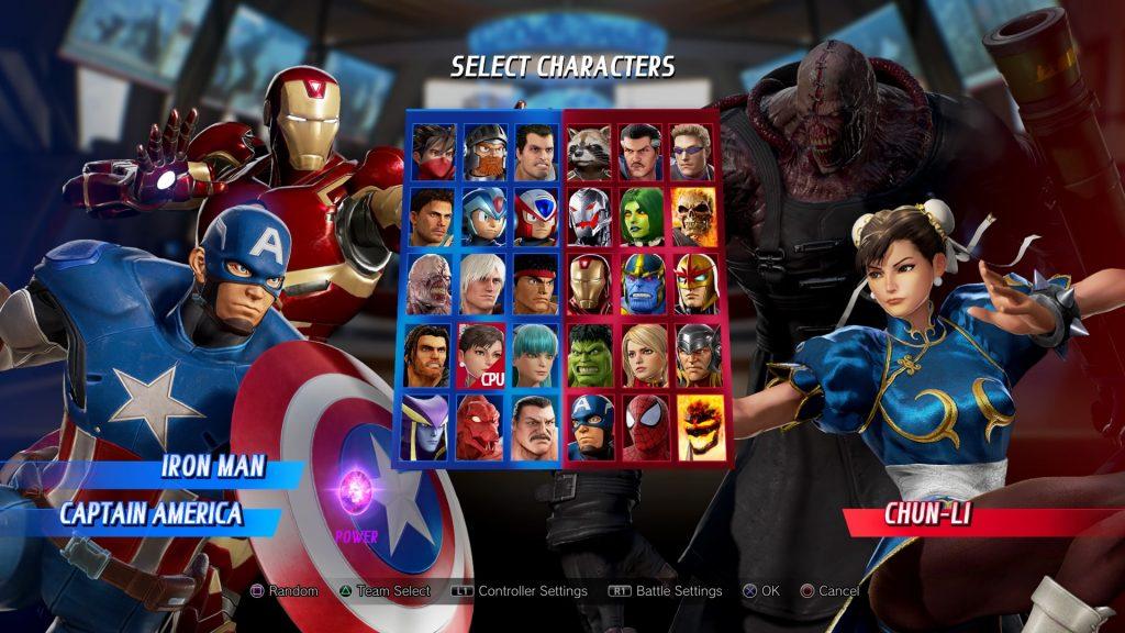 Marvel vs. Capcom Infinite - Muito personagem legal reunido em um único jogo