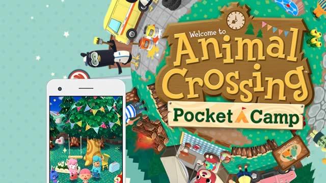 Animal Crossing Pocket Camp ganha data de lançamento oficial