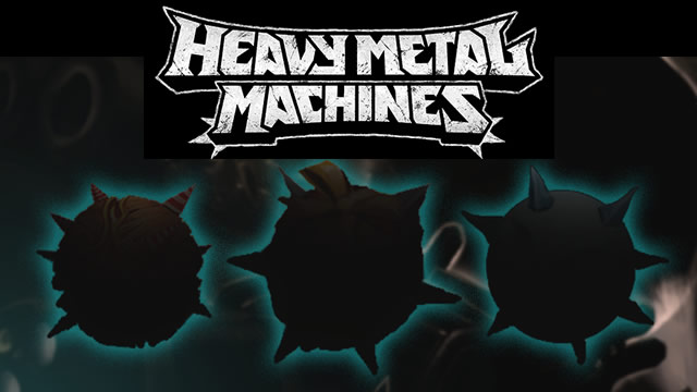 Heavy Metal Machines natal