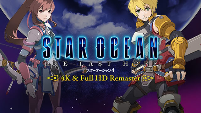 Star Ocean remasterizado 2017