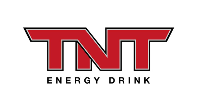 TNT energy drink logomarca