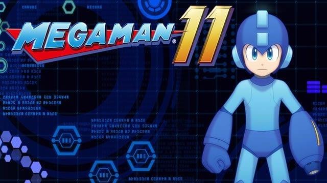 Mega Man 11 é anunciado para 2018