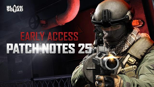 Black Squad atualização 25
