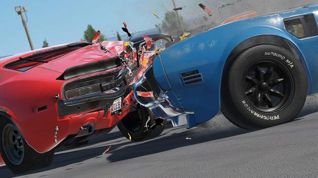 Jogo de demolição de carros Wreckfest ganha data de lançamento