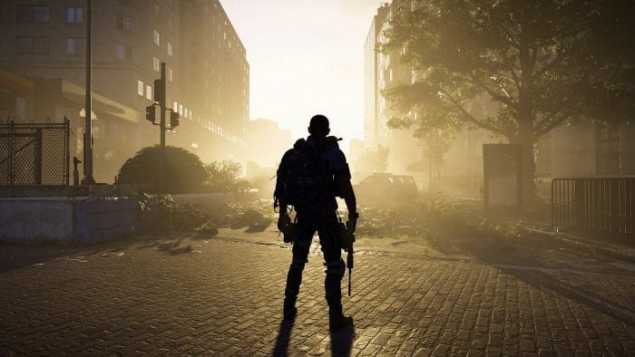 The Division 2 belo visual