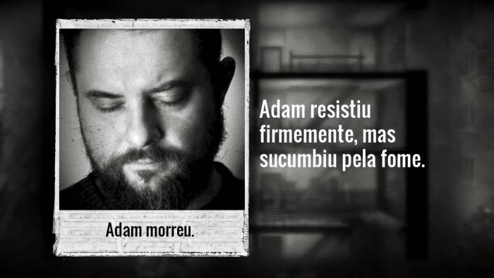 Adam morre de cansaço em This War of Mine