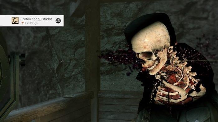 ilustração câmera de morte - kill cam