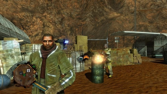 Red Faction Guerrilla ReMarstered protagonista