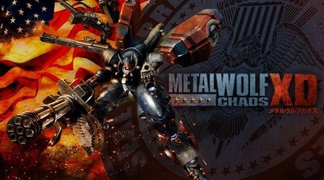 Metal Wolf Chaos XD Divulgação