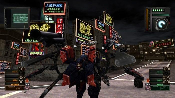 Chinatown em Metal Wolf Chaos XD