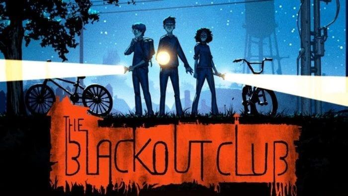blackout club imagem