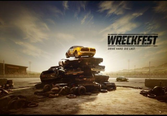 Wreckfest Divulgação