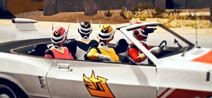 PUBG Lite - Super Sentai