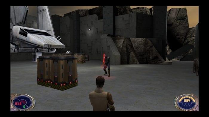 Jedi Outcast Desann