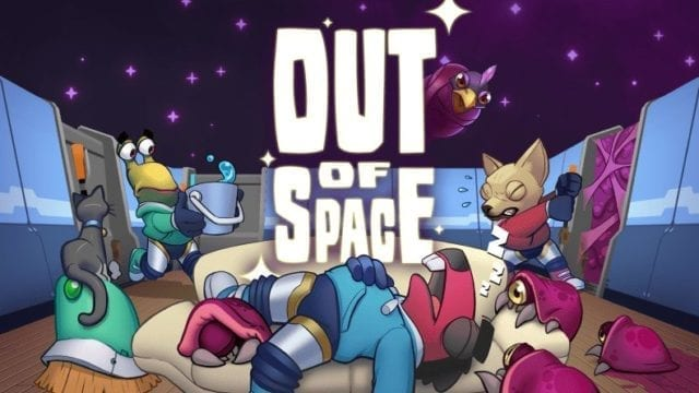 Out Of Space Behold