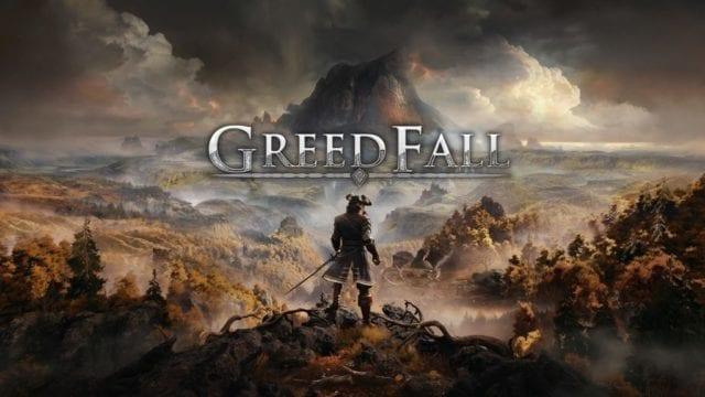 Imagem de capa Greedfall