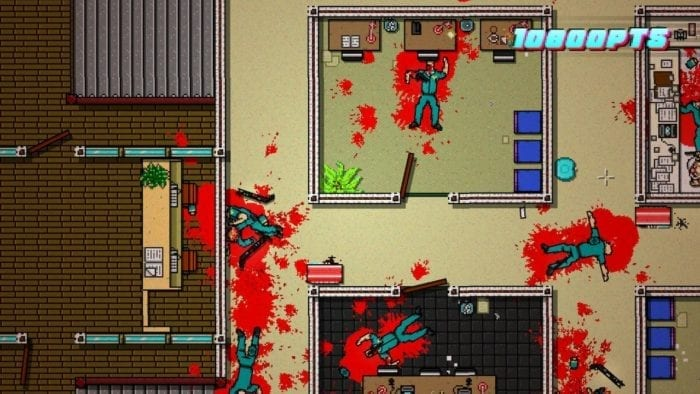 hotline miami massacre