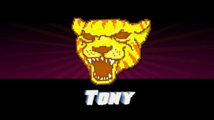 Hotline Miami Tony mask