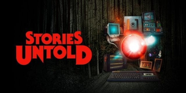 Stories Untold tela título