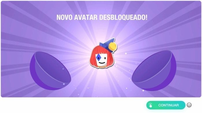 Just Dance Avatar Reward